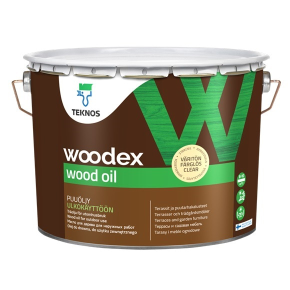 Масло WOODEX WOOD OIL
